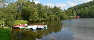 Blaibacher See Tagesausflüge im Bayerwald - Tagestouren im Bayerischen Wald