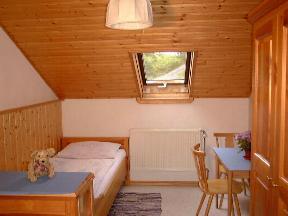 Kinderschlafzimmer - Ferienwohnung auf dem Bauernhof in Bayern
