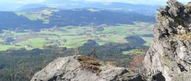 Kaitersberg Bad Kötzting - Ausflugsziele Bayern - Sehenswürdigkeiten Bayerischer Wald