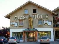 Glashätte in Bodenmais - Sehenswertes Ausflugsziel in Bayern