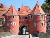 Das Biertor von Cham - Sehenswertes in Bayern