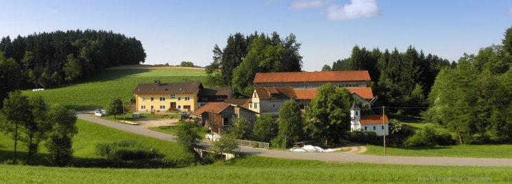 Bauernhofurlaub Bayerischer Wald Ferienwohnung in Bayern