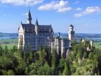 Schloss Neuschwanstein - Urlaub in Bayern