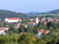 Die Stadt Grafenau - Sehenswertes in Bayern