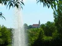 Ausflugsziele Bad Koetzting Kurpark Weissenregen