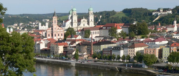 Ausflugsziele in Niederbayern Sehensw