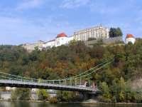 Feste Oberhausen in Passau - Sehenswertes in Bayern