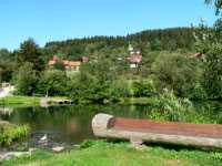 Der Kurpark in St. Englmar - Lohnenswertes Ausflugsziel im Bayerischen Wald