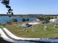 Steinberger See bei Schwandorf