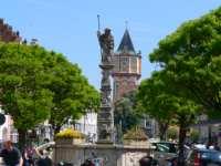 Stadtkern von Straubing - Urlaub in Bayern