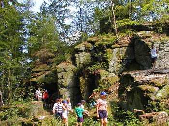 Ferien auf dem Land - Wandern im Bayerischen Wald