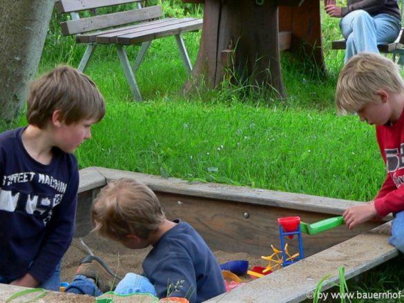 Kinderbauernhof – Text schreiben