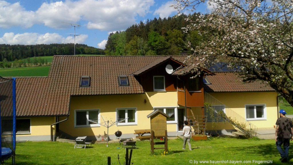 Tourismus in Deutschland - Ferienhaus in Bayern