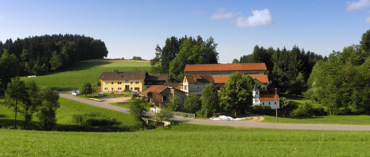 Fingermühl Bayerischer Wald Urlaub am Bauernhof in Bayern