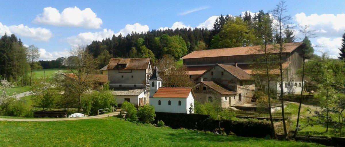 Familienbauernhof in Bayern Kinderbauernhof Bayerischer Wald